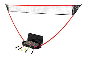 Zume Games Portable Badminton Set